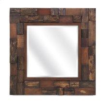 Lloyd Wood Slat Mirror