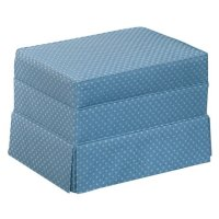 Ottoman W/Casters Product Image