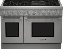 48 inch Professional Series Pro Harmony Standard Depth Dual Fuel Range PRD486NLHU