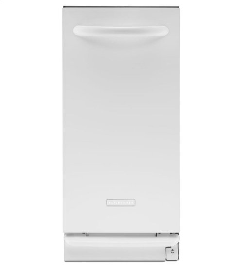 1.4 Cu. Ft. Built-In Trash Compactor, Architect® Series II - White