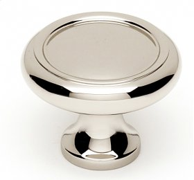 Knobs A1151 - Polished Nickel