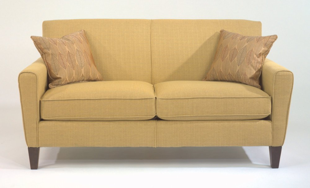 Flexsteel Digby Fabric Two Cushion Sofa