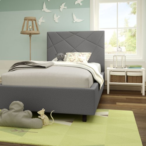 Nanaimo Upholstered Bed - Twin