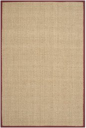 Natural Fiber Power Loomed Accent Rug