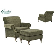 Springhouse Chair Springhouse Ottoman (Greenbrier Lifestyle Collection)