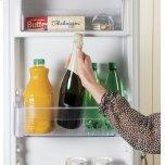 GE ®21.8 Cu. Ft. Counter-Depth Side-By-Side Refrigerator