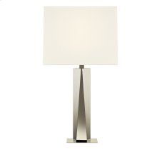 Facet Beam Table Lamp