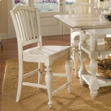 Mix-n-match Chairs - Counter Height Chair - Dover White Finish