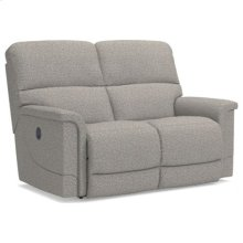 Oscar La-Z-Time PowerRecline with Power Headrest Full Reclining Loveseat
