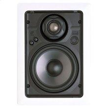 In-Wall High Definition Loudspeaker; 5 1/4-in. 2-Way; Includes Bracket HD5R