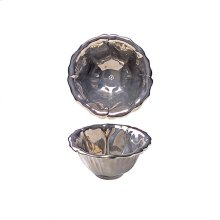 Mini Flora Sink - SK151 White Bronze Medium