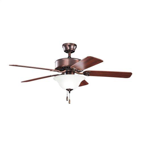 """Renew Select CFL 50"""" Fan Oil Brushed Bronze"""