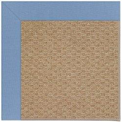 Creative Concepts-Raffia Canvas Air Blue Machine Tufted Rugs
