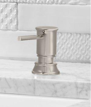 Blanco Empressa Soap Dispenser - Satin Nickel