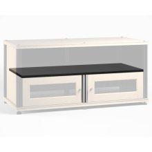"Synergy Double-Wide Shelf Kit - 8.5\"" Aluminum Post"