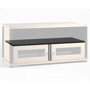 "Salamander DesignsSynergy Double-Wide Shelf Kit - 8.5\"" Aluminum Post"