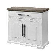 Locksmith 2-door 1-drawer Cabinet
