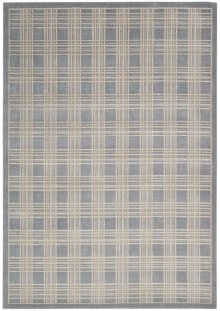 Hollywood Shimmer Ki102 Bl Rectangle Rug 5'3'' X 7'5''
