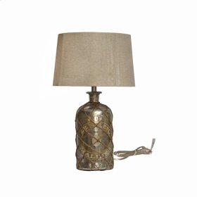 Kanta Glass Lamp w/ Shade