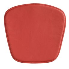 Wire/mesh Chair Cushion Red Product Image