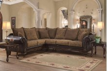 7685 L/f Sectional