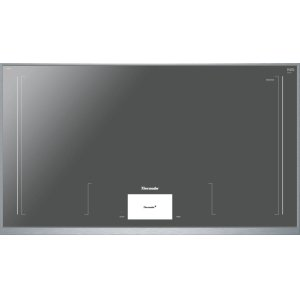 THERMADOR36-Inch Masterpiece(R)Freedom(R) Induction Cooktop, Stainless Steel Frame