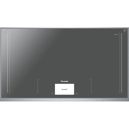 36-Inch Masterpiece®Freedom® Induction Cooktop, Stainless Steel Frame