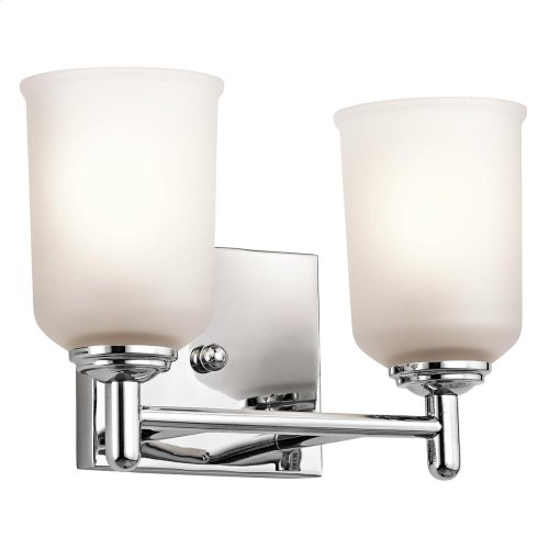 Shailene Collection Shailene 2 Light Bath Light OZ