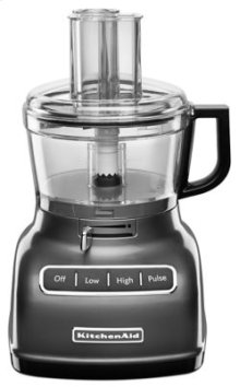 7-Cup Food Processor with ExactSlice™ System - Liquid Graphite