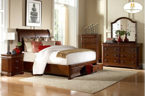 Homelegance 1740PL Sleigh Bedroom set Houston Texas USA Aztec Furniture