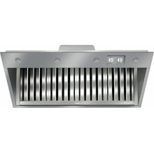 DAR 1150 Insert ventilation hood for perfect combination with Ranges and Rangetops.