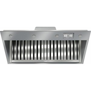 MieleDAR 1150 Insert ventilation hood for perfect combination with Ranges and Rangetops.
