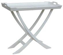 Chedi Console Table- Wht