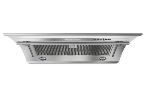 30'' Slide-Out 400 CFM - Stainless Steel