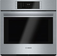 "Benchmark® 30"" Single Wall Oven, HBLP451UC, Stainless Steel"