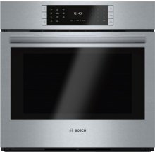 Benchmark® built-in oven 30'' Stainless steel HBLP451UC