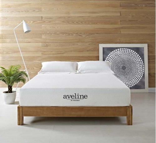 "Aveline 10"" Queen Gel Memory Foam Mattress"