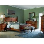 Panel Queen Bed
