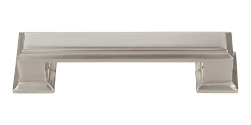 Sutton Place Pull 3 Inch (c-c) - Brushed Nickel