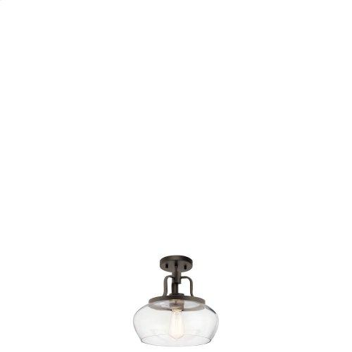 Davenport 1 Light Convertible Pendant Olde Bronze®