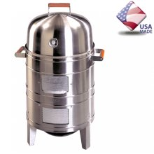 5025 Water Smoker Charcoal Grill