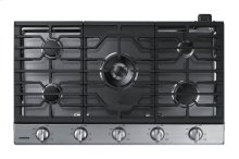 "36"" Gas Cooktop with 19K BTU Dual Burner, NA36N6555TS/AA (Stainless)"