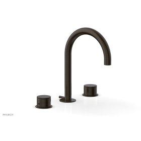 BASIC II Widespread Faucet 230-01 - Antique Bronze
