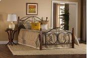 Milwaukee Wood Post Full Bed