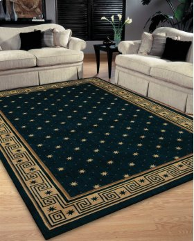 COSMOPOLITAN CS95 MID RECTANGLE RUG 7'6'' x 9'6''