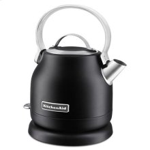 KitchenAid® 1.25 L Electric Kettle - Black Matte
