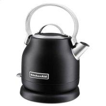 KitchenAid® 1.25 L Electric Kettle - Black Matte