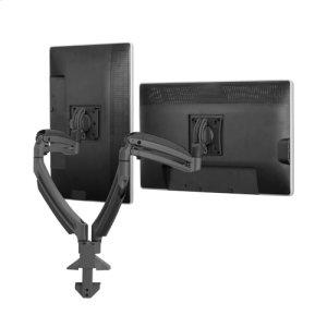 Chief ManufacturingKontour K1D Dynamic Desk Clamp Mount, 2 Monitors