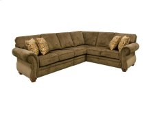 Jeremie England Living Room Sectional 7230N Sect