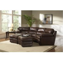 S2892 Baron Conversation Sofa Left Arm Facing Section